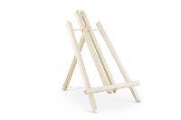 Staffelei natur Holz  20425212 L:40cm B:22,5cm  verstellbar