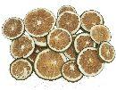 Orangenscheibe GRÜNE Schale 500 Gramm